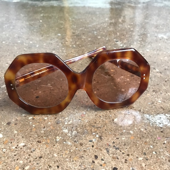 bcbaaacbbeb9 Vintage 70 s Bernard Kayman Tortoise Sunglasses. M 5a80ac9261ca1083fd55238a